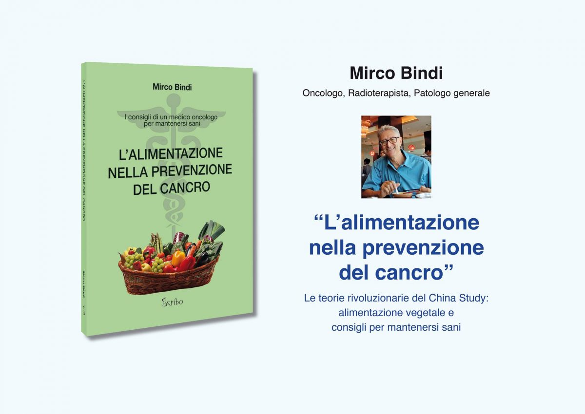 'alimentazione nella prevenzione del cancro - Locandina