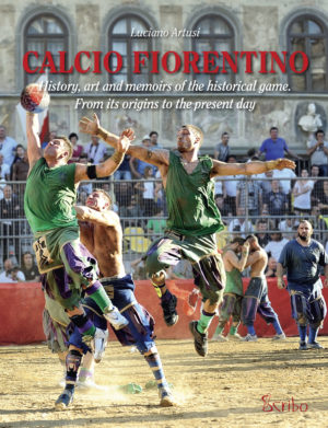Calcio Fiorentino book cover (english version)
