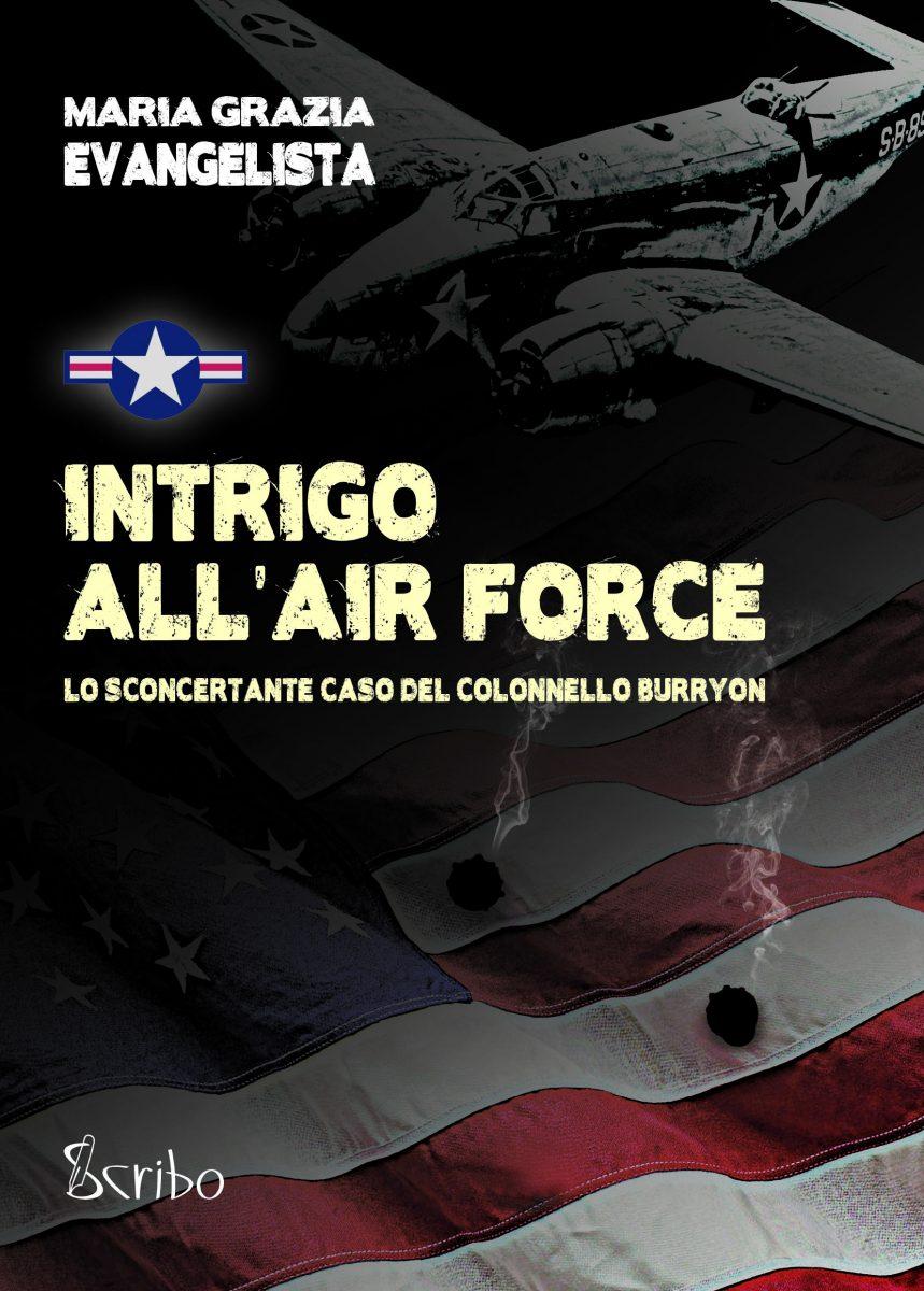 Copertina di Intrigo All'Air Force