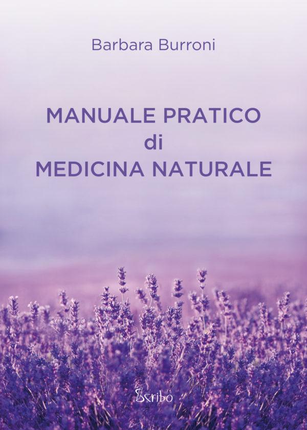 Copertina Manuale pratico di medicina naturale di Barbara Burroni