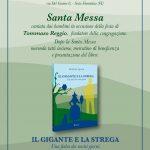 Il gigante e la strega - Locandina della presentazione a Sesto Fiorentino