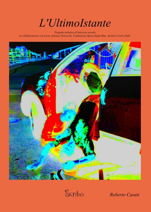 Copertina del libro L'ultimo Istante di Roberto Casati