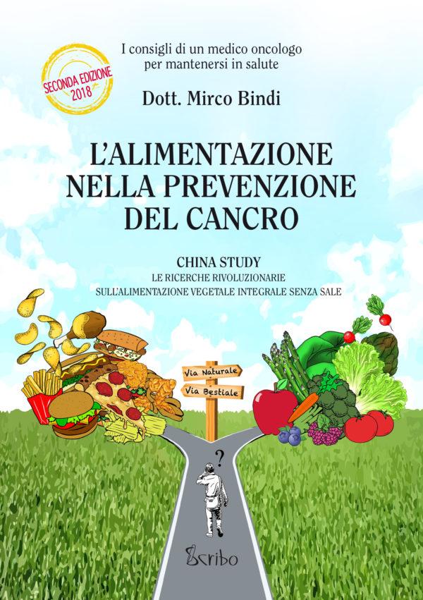 L'alimentazione nella prevenzione del cancro 2ed coperta